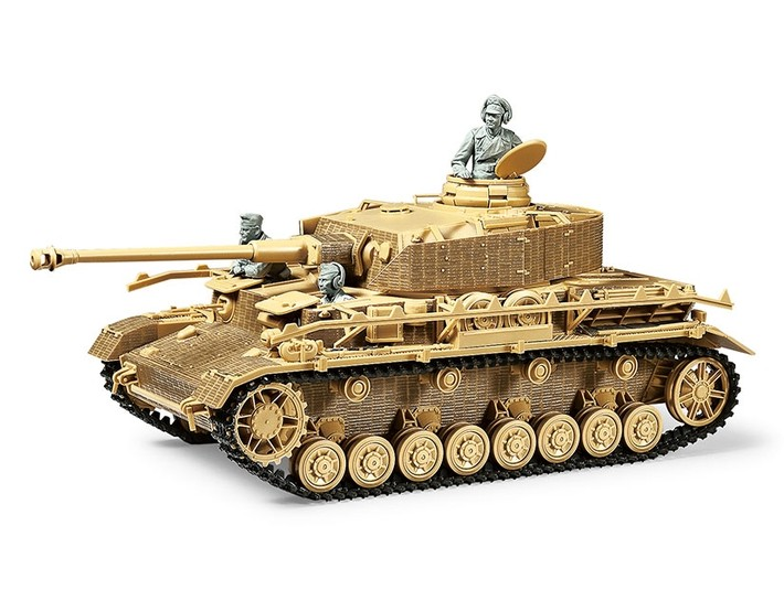 Tamiya Panzerkampfwagen Iv Ausf.j Sd.kfz.161 / 2 1: 3 5 25183